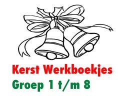 Op deze pagina vind gratis Kerst Werkboekjes voor alle groepen van de basisschool. Deze werkboekjes zijn gevuld met leuke en leerzame werkbladen.