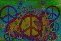 Peace, Love, Hope