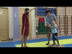 (11) занятия по мозжечковой стимуляции и межполушарному взаимодействию - YouTube