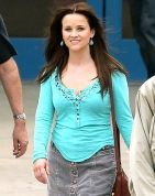 Filming The Good Lie in Atlanta on Thursday April 11 Reese Witherspoon