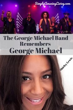 Shirley Lewis and other George Michael Band members give us an inside look into their friend and boss -George Michael.  They honor his musical legacy and discuss his kind and generous nature. #GeorgeMichael #GeorgeMichaelBand #Wham #ShirleyLewis #GMLovelies #GeorgeMichaelMusic #RememberingGeorgeMichael #GeorgeMichaelFans #GeorgeMichaelFanForLife #ILoveGeorgeMichael #GeorgeMichaelForever