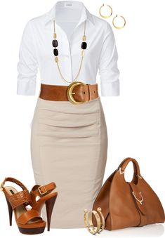 "Fashion Style Combination - ""Untitled #424"" by johnna-cameron ❤ liked on Polyvore"
