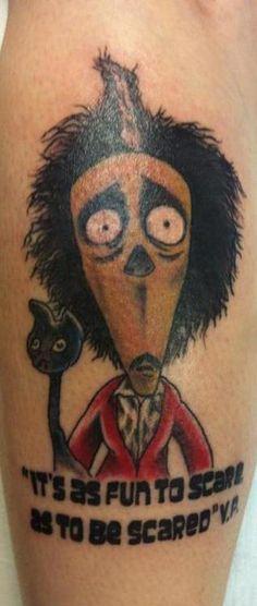 "Tim Burton's, ""Vincent"""