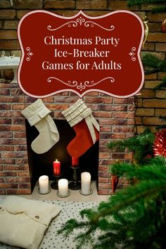 Christmas Ice Breaker Party Games for Adults Planning your holiday party? Don't let awkward silence fill the air! Plan a few of these fun Christmas party games for adults to break the ice! Christmas Pajama Party, Christmas Party Activities, Christmas Party Games For Adults, Christmas Quiz, Xmas Games, Holiday Games, Office Christmas Party Games, Christmas Games For Adults Holiday Parties, Christmas Ideas