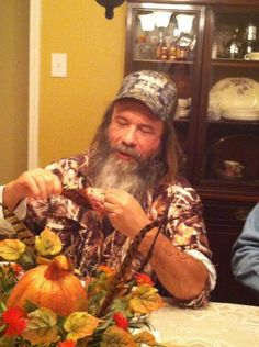 Love Mountain Man on Duck Dynasty!