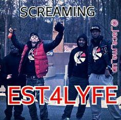 Screaming EST 4 LIFE!