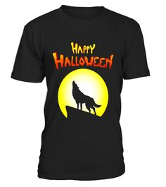 """# Happy Howl-loween Howling Wolf Halloween Holiday T-shirt .  Special Offer, not available in shops      Comes in a variety of styles and colours      Buy yours now before it is too late!      Secured payment via Visa / Mastercard / Amex / PayPal      How to place an order            Choose the model from the drop-down menu      Click on """"Buy it now""""      Choose the size and the quantity      Add your delivery address and bank details      And that's it!      Tags: Wear this stylish tee for…"""