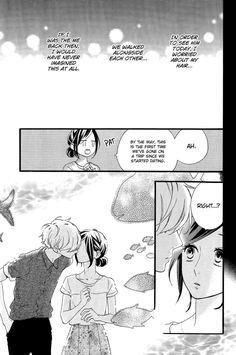 Dear Mangaka, by now the Mamura ship is too strong to be taken down by your puny Male Lead, #MAMURAxCHUNCHUN for life. This ship will not go down, I refuse, nope. {Hirunaka No Ryuusei 74}