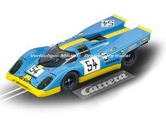 Carrera 1/32 Porsche 917K Slot Car - CA27552 - £36.99