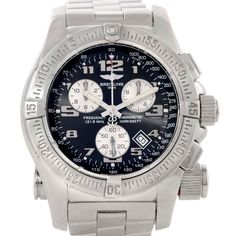 Breitling Professional Emergency Mission Chronograph Watch A73322