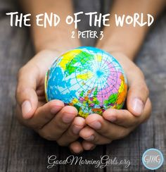 "As we ""Read Through the Bible"", cover to cover – one chapter a day, we are going to come to passages that typically I would never blog about – but here we are!!! We are in 2nd Peter chapter 3 and guess what it's about –the End of the World as we know it! …"