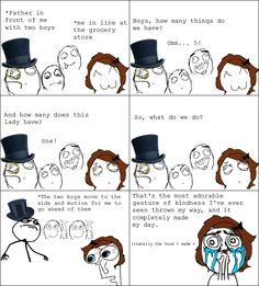 Rage Comics: Faith in Humanity Make You Cry, Make Me Smile, Rage Comics, Derp Comics, Kid President, Faith In Humanity Restored, Good People, Teaching Kids, Funny Photos