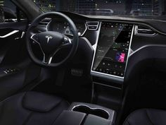 Tesla Model S Black, Tesla Model X, Tesla Interior, Car Interior Design, Interior Paint, Luxury Interior, Interior Ideas, Black Car Service, Airport Car Service