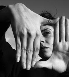 Impressive Black and White Portrait Photography by Jack Davison #inspiration #photography