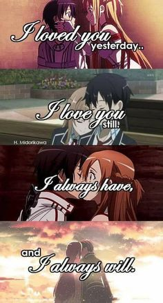 Kirito (Kazuto) & Asuna (Yuuki Asuna) - By Sword Art Online ? (How To Get Him To Propose Awesome)