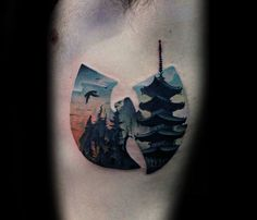 50 Wu Tang Tattoo Designs For Men – Iconic Ink Ideas