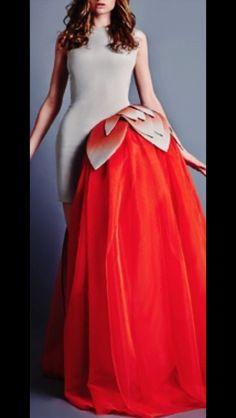 Jean Louis Sabaji SS 2014 Haute Couture