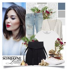 """Are you searching for somewhere to hide"" by ninotchka-nb ❤ liked on Polyvore featuring rag & bone, Fat Face, Frame Denim, Violeta by Mango, Converse and iittala"