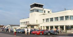 Shoreham airport have outside space for marquee