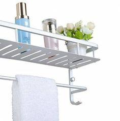 "Anodized Aluminum Slide Check Rack Adhere Kitchen Restaurant Bar 23.6/"""