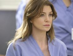 Meredith Grey: Mostly Dead or All Dead? Grey Quotes, Grey Anatomy Quotes, Greys Anatomy Memes, Grey's Anatomy, Meredith Grey Hair, Hair Inspo, Hair Inspiration, Ellen Pompeo, Greys Anatomy Cast