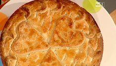 La ricetta della torta rustica con ricotta salame e provolone di Gino Sorbillo del 10 dicembre 2013 - La prova del cuoco