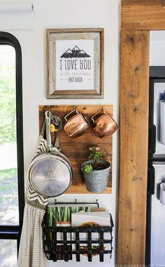 28 ideas to rv kitchen make your happy camper