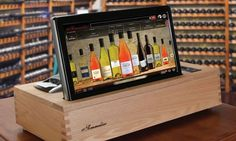 Wine Cellar Management System keeps track of your wine