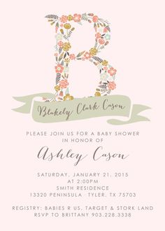 Baby Shower Invitation Letter Interesting A Little Ladybug Baby Shower Theme Party Planning Ideas Gifts .