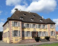 Hôtel de ville.Ingersheim