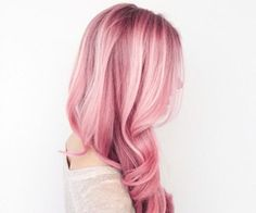 #Pink #HairStyle #perfect #Girl #LoveIt