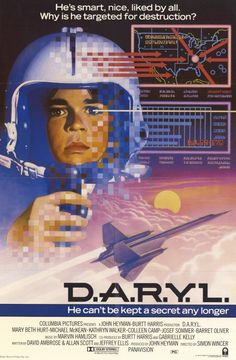 Directed by Simon Wincer. With Mary Beth Hurt, Michael McKean, Kathryn Walker, Colleen Camp. A seemingly normal young boy turns out to be a top secret, military-created robot with superhuman abilities. Sci Fi Movies, Movies 2019, Good Movies, Movie Tv, Awesome Movies, Cult Movies, Movie Props, Colleen Camp, Michael Mckean