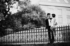 location for wedding photoshoot - Botanisk hage, Oslo