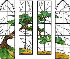 stained glass...so pretty