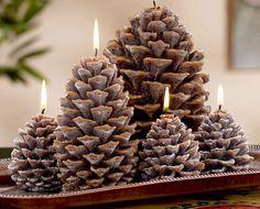 Ghirlande, centrotavola e decorazioni deliziose: ecco tanti addobbi natalizi da fare con le pigne per la casa di Natale e Capodanno.