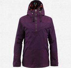 Women's Cora Pullover Snowboard Jacket