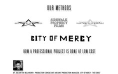 City of Mercy is a new episodic web series, which tells the stories of an urban, NYC Underworld. | Crowdfunding is a democratic way to support the fundraising needs of your community. Make a contribution today!