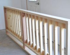 DIYing a Wood Handrail | Ana White