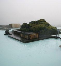 Blue Lagoon hotel, Iceland