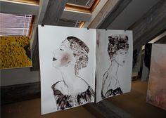 Carmen Bayer Graphic Design, Artist, Painting, Painting Art, Paintings, Painted Canvas, Drawings, Artists