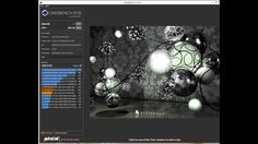 Testing intel core 6100 skylake cinebench scores and prime 95 : Note that the cinebench score is 400 pts without recording. Core, Tech News