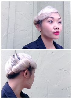 Small Twist Hair Style Inspired by Hairburst