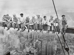 Love this old photo.  Can't wait to use this in a lesson about cities and architecture this spring.