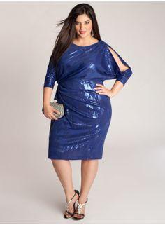 Margaux Dress in Electric Blue. IGIGI by Yuliya Raquel. www.igigi.com