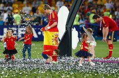 Simply the best (España 4-0 Italia)