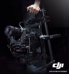 Super, super quick one for you... DJI have let out a sneak peek of Steadi. A brushless gimbal camera rig coming to IBC. Hit up DJI at IBC Hall 9 Stand 9.C34.
