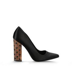 STELLA McCARTNEY i love you. What a glorious detail on the heel