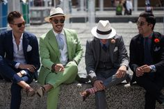 Pitti Uomo 86 Street Style: Day 2 | Four Pins