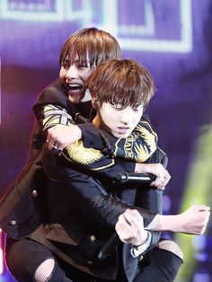Vkook is cute