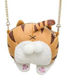 Women's Bags, Shoulder Bags, Cute Cat Butt Tail Plush Shoulder Bags Purse - Calico Cat - Source by magicinbag Bags purses Cute Purses, Purses And Bags, Women's Bags, Cheap Purses, International Pet Day, Gatos Cat, Big Plush, Cute Bags, Shoulder Purse